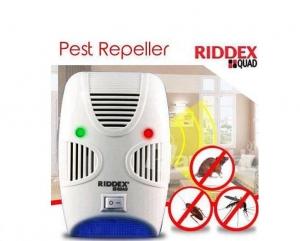 Aparat Anti Rozatoare Si Insecte Pest Repeller Riddex Quad
