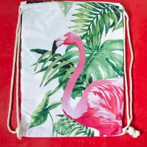 Rucsac Flamingo #4 - 35x45 cm