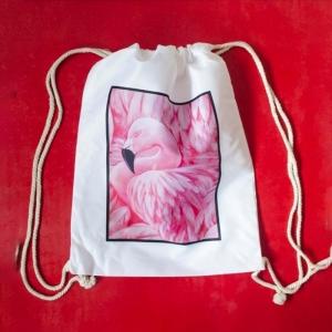 Rucsac Flamingo #5 - 35x45 cm