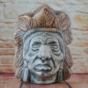 Statueta Indian