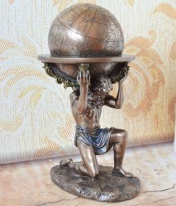 Statueta Atlas