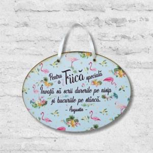 Tablou Fiica - 23x17 cm