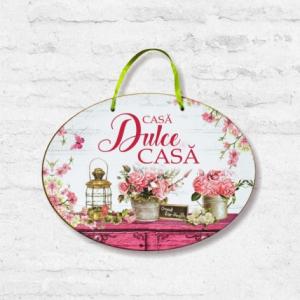 Tablou Casa Dulce Casa #3 - 23x17 cm
