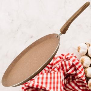 Tigaie Pancake Pro 24×2 cm Maro