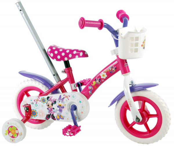 BICICLETA COPII 10 INCH DISNEY MINNIE MOUSE BOW-TIQUE