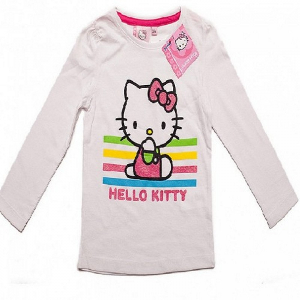 BLUZA MANECA LUNGA MUSIC HELLO KITTY