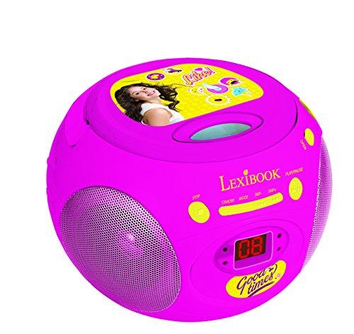BOOMBOX CU CD SOY LUNA