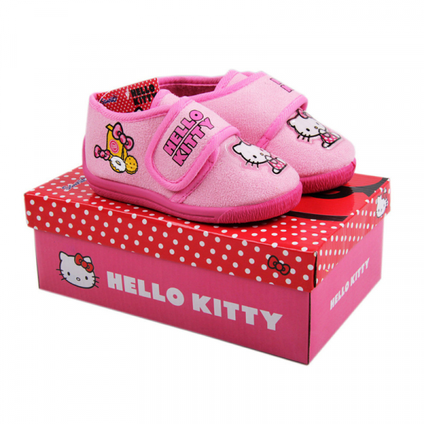 BOTOSEI DE CASA PINK HELLO KITTY