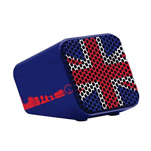 BOXA MINI CU BLUETOOTH LONDON