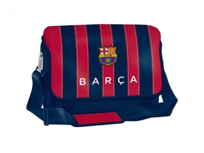 GEANTA DE UMAR/LAPTOP FC BARCELONA