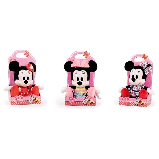 JUCARIE DE PLUS 25 CM MINNIE MOUSE