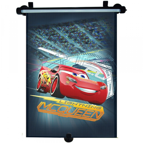 PARASOLAR LATERAL ROLLER DISNEY CARS