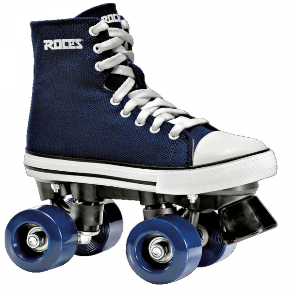 PATINE CU ROTILE ROCES JEANS SNEAKERS