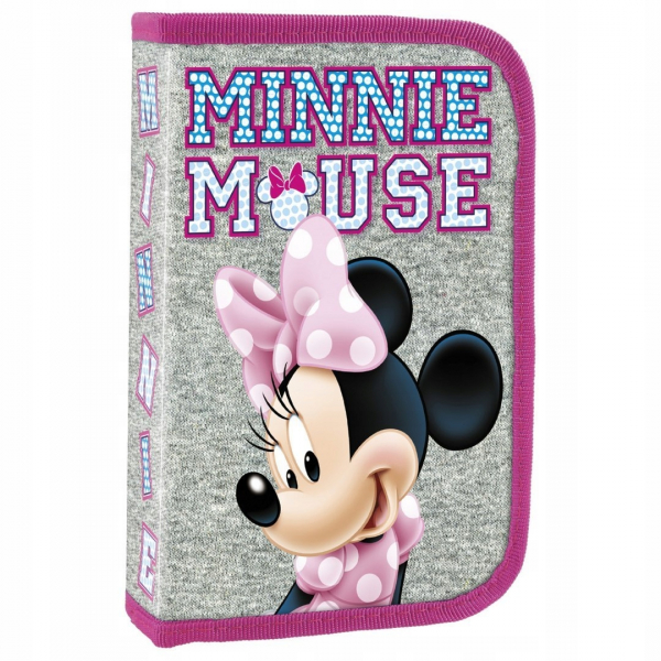 Penar scoala, neechipat, un compartiment, Fete, Disney Minnie Mouse