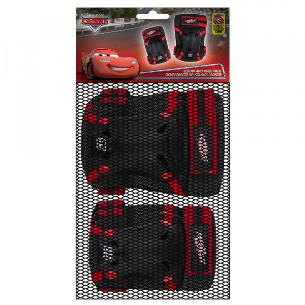 SET PROTECTIE GENUNCHERE/COTIERE DISNEY CARS