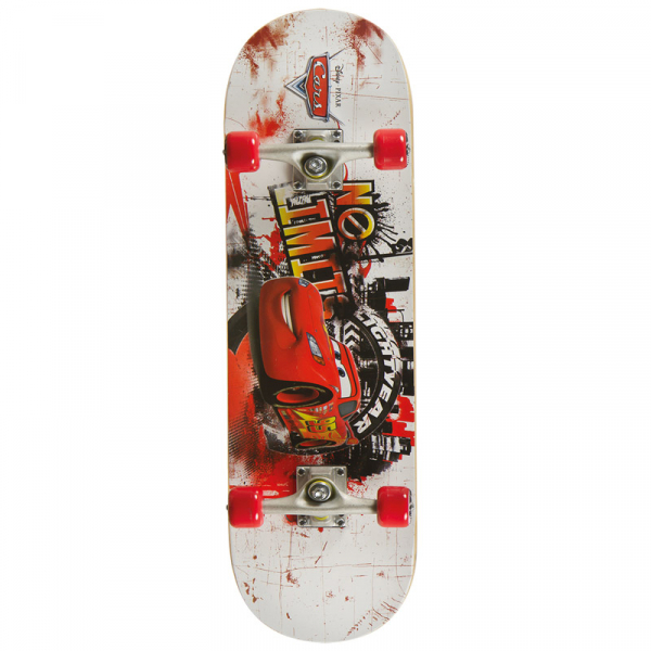SKATEBOARD NO LIMITS DISNEY CARS