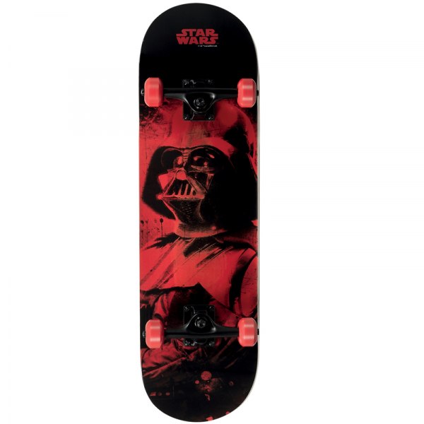 SKATEBOARD THE CONFLICT STAR WARS