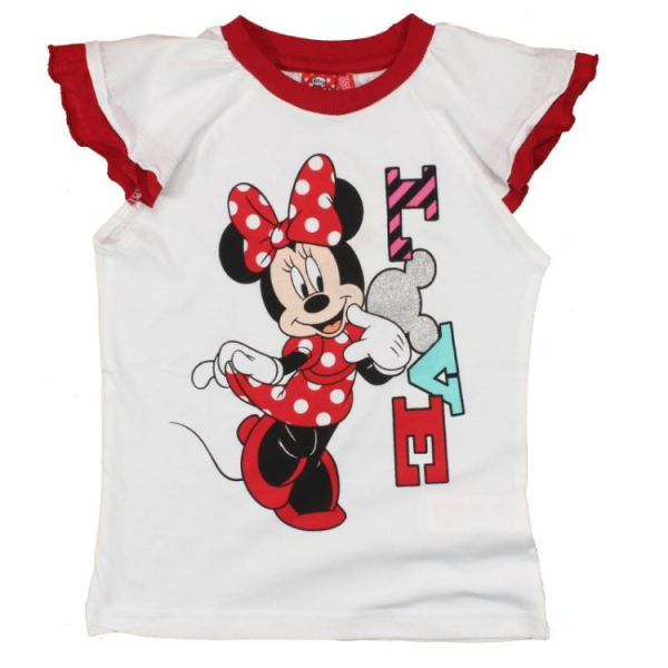 TRICOU SWEET LOVE MINNIE MOUSE