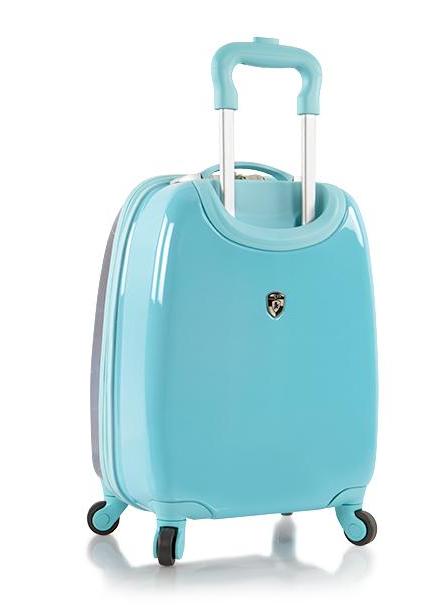 Troler-calatorie-ABS-Copii-Heys-Transformers-Albastru-Turcoaz-46-cm