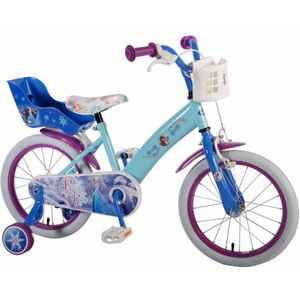 BICICLETA COPII 16 INCH DISNEY FROZEN