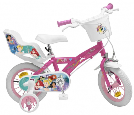 "BICICLETA COPII TOIMSA 12"" DISNEY PRINCESS"