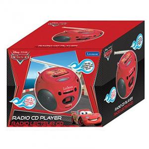 BOOMBOX CU CD DISNEY CARS