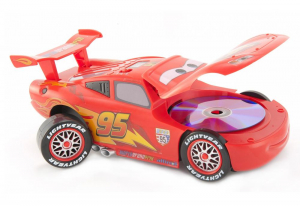 BOOMBOX CU CD MCQUEEN DISNEY CARS
