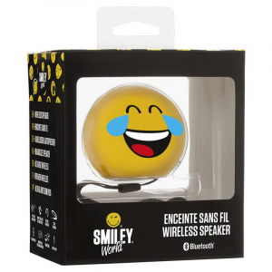 BOXA PORTABILA CU BLUETOOTH EMOTICON SMILEY LOOL BIGBEN