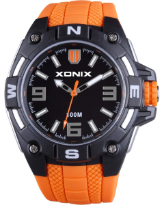 CEAS DE MANA COPII CASUAL ORANGE XONIX 48mm