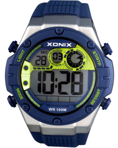 CEAS DE MANA COPII DIGITAL KIDS BLUE XONIX 44mm