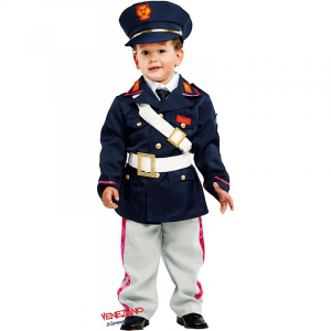 COSTUM LITTLE POLICEMAN 0 -3 ANI