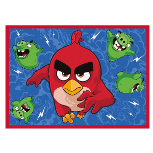 Covor-camera-copii-Disney-Furious-Angry-Birds-95-133-cm-Antiderapant