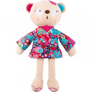 JUCARIE BABY GIRL BEAR TUC TUC
