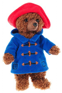 JUCARIE DE PLUS PADDINGTON, 15 CM
