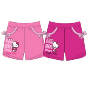 PANTALONI SCURTI COOL GIRL HELLO KITTY