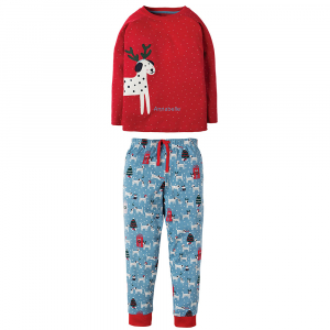 PIJAMA COPII  JAMIE JIM DOTTY DALMATIANS