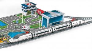 Trenulet electric Renfe AVE PEQUETREN 720