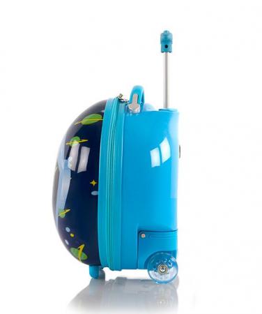 Troler de calatorie Copii - Baieti, Heys Outer Space, 41cm