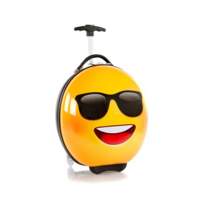 TROLER DE CALATORIE  SUNGLASSES SMILEY FACE