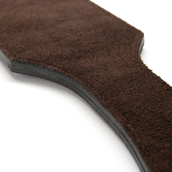 LEATHER PADDLE BROWN