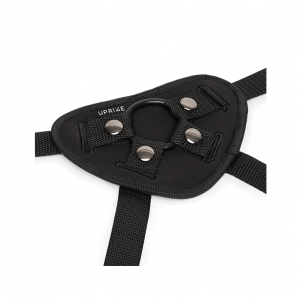 Uprize - Universal Strap On Harness Black