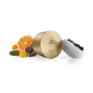DARK CHOCOLATE & CITRUS BODY POWDER