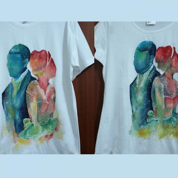 Set tricouri cupluri