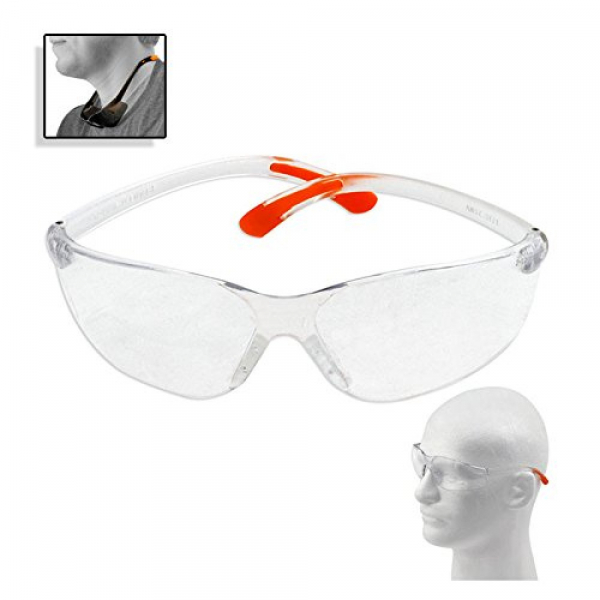 Ochelari de protectie cu lentile din policarbonat