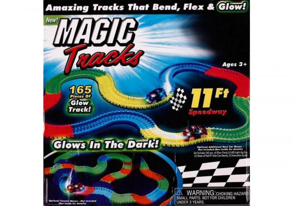 Pista personalizabila curse de masinute Tracks 165 piese