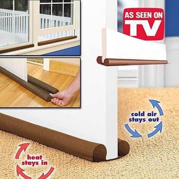 Protectie impotriva curentului pentru usi si ferestre Twin Draft