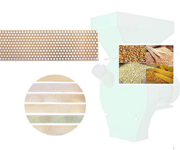 Sita de schimb 2mm pentru moara electrica 3in1 de macinat cereale si furaje