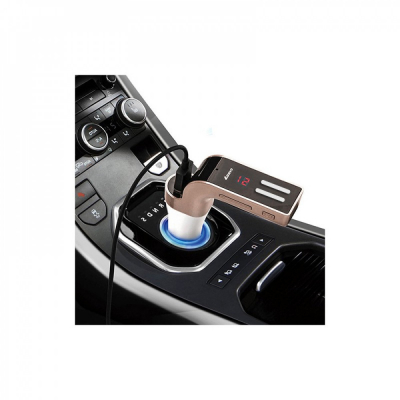 Modulator FM 8in1 cu bluetooth si incarcare USB