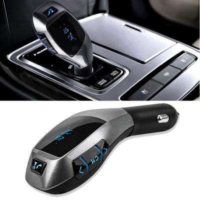Modulator bluetooth FM auto cu MP3 player
