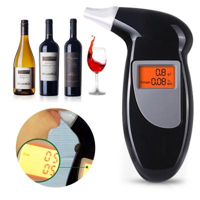 Tester digital verificare alcoolemie